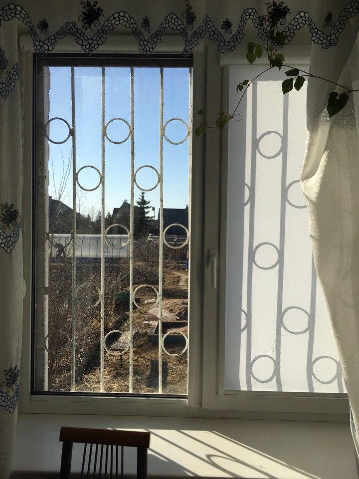 изображение окана с жалюзями
